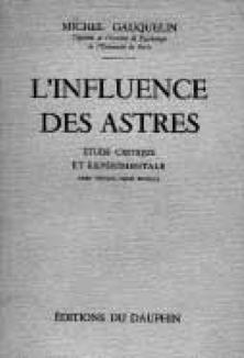 Gauquelin y La Influencia de los astros