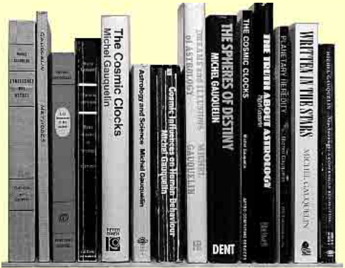 Libros Gauquelin